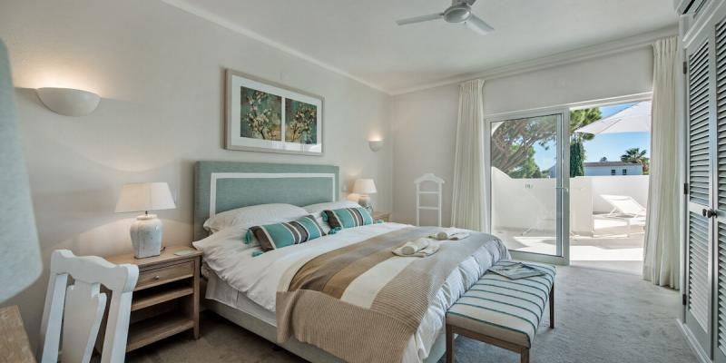 Double Bedroom in Villa Florabella, Algarve